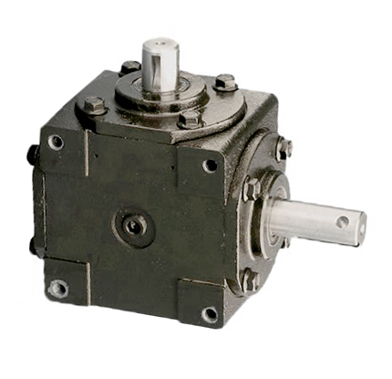 Grain storage agricultural gearbox