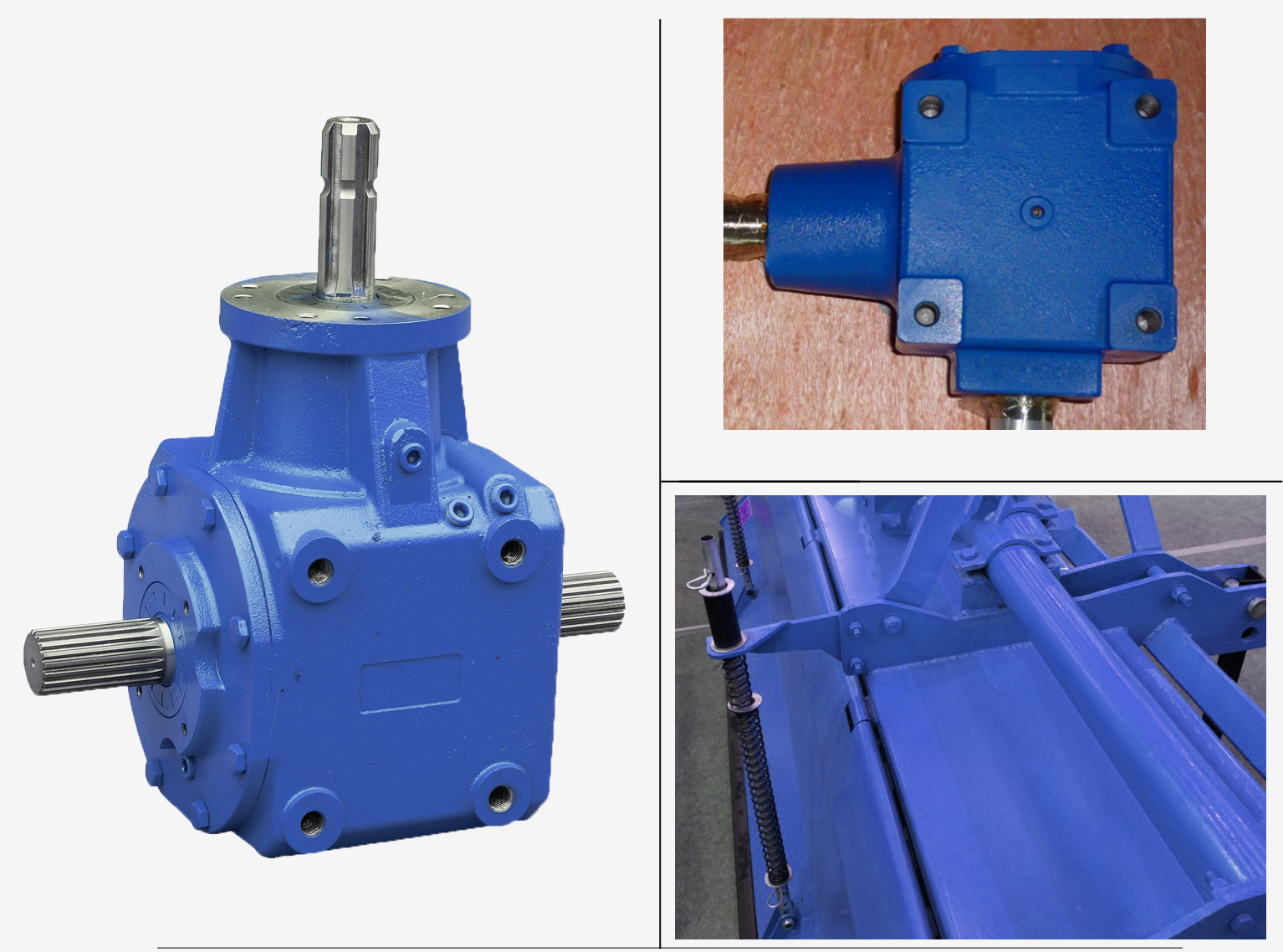 agricultural rotary tiller gearbox