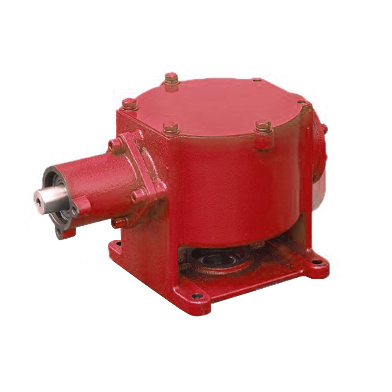 agricultural harvester gearbox