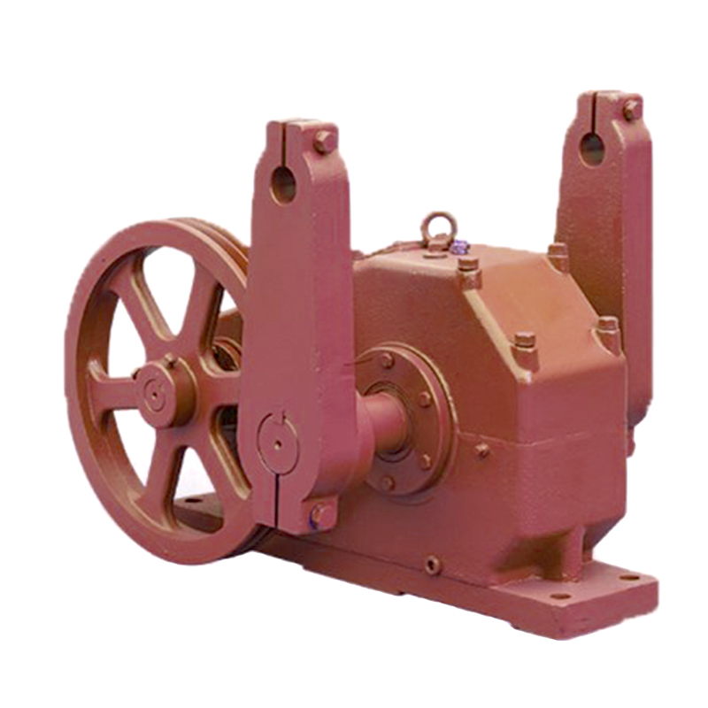 Oil pump jack reducer gearbox